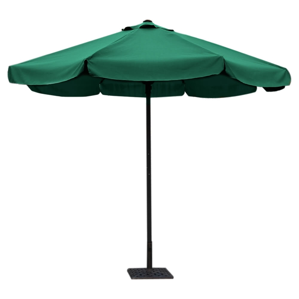 49 6 Foot Patio Umbrellas, 6#039; Patio Umbrellas Market Umbrellas For Well Liked Green Patio Umbrellas (View 13 of 20)