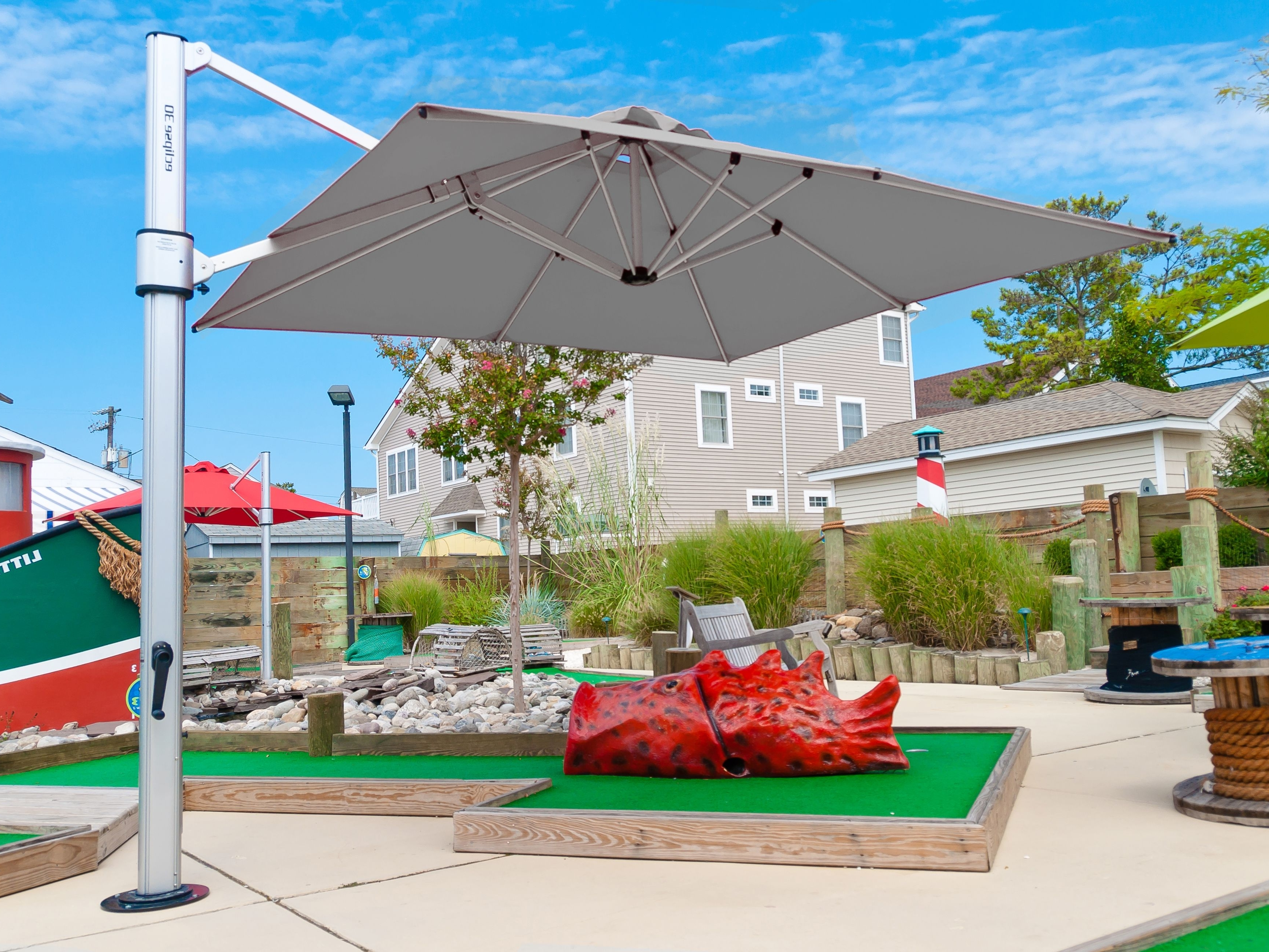 Featured Photo of Eclipse Patio Umbrellas
