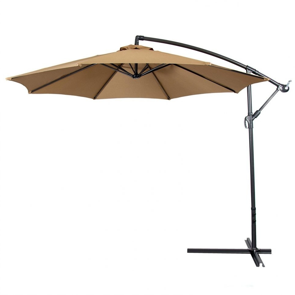Amazon Patio Umbrellas With Regard To Most Recently Released Amazon Patio Umbrella Tiki At Walmart On Ebay Umbrellastiki – Home (Gallery 1 of 20)