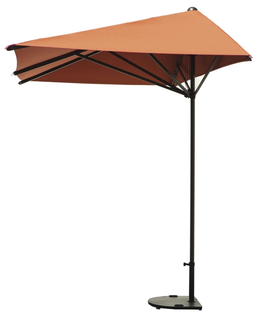 Amepac Furniture For Offset Rectangular Patio Umbrellas (View 2 of 20)