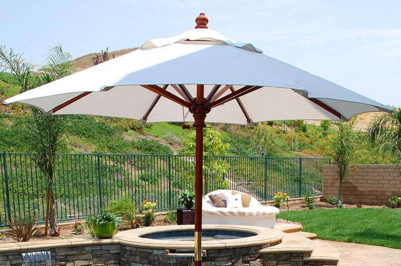 Best And Newest Coolest Giant Eagle Patio Umbrellas F29X In Brilliant Home In Giant Patio Umbrellas (View 5 of 20)