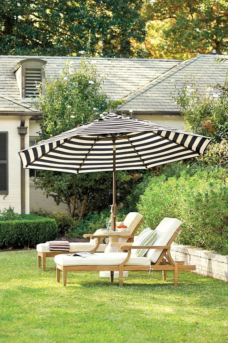 Best Patio Umbrellas Ideas On Umbrella For Tablecloths Tables With For Most Recently Released Patio Umbrellas For Bar Height Tables (View 15 of 20)