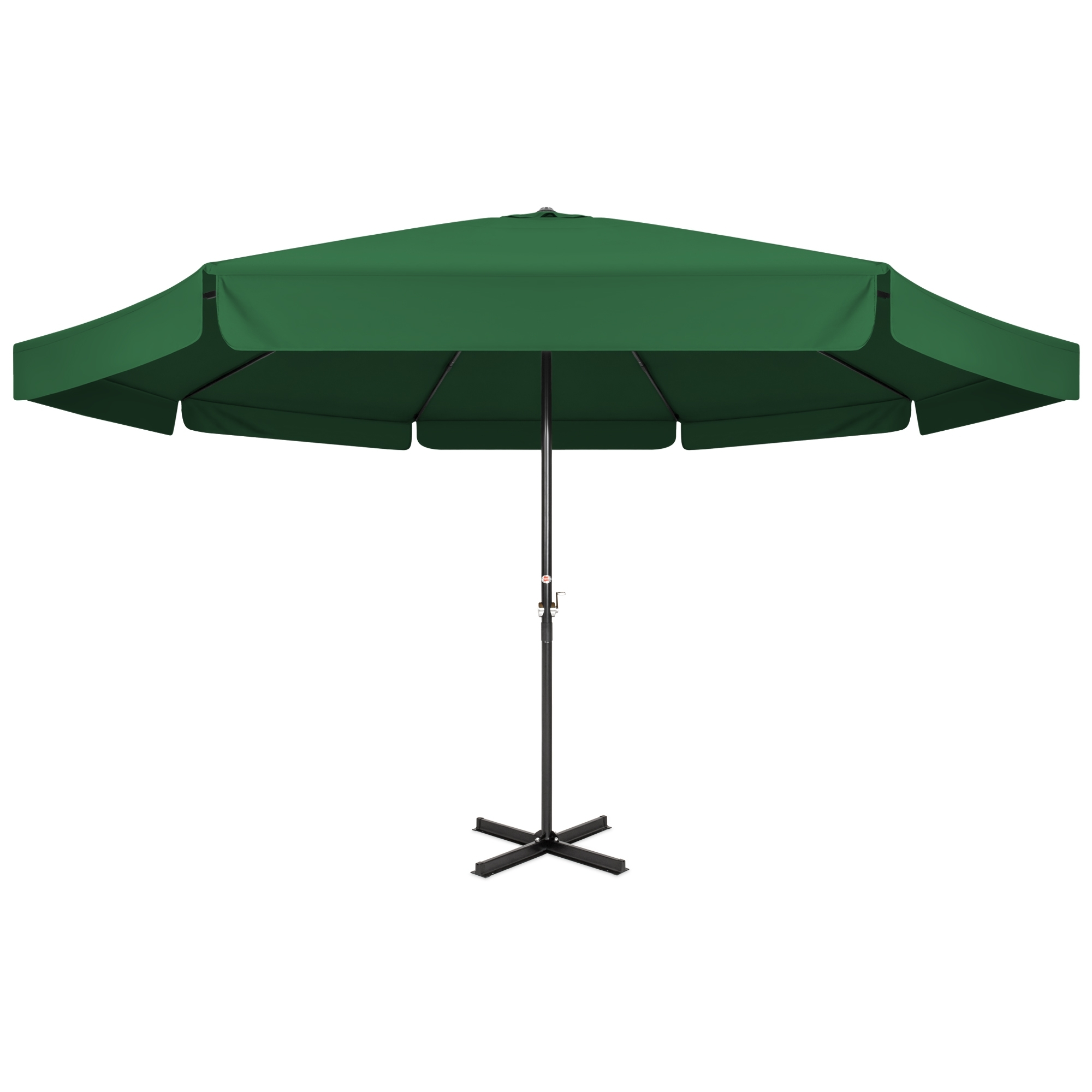 Bestchoiceproducts: Best Choice Products 16Ft Outdoor Patio Drape Pertaining To Popular Drape Patio Umbrellas (View 2 of 20)