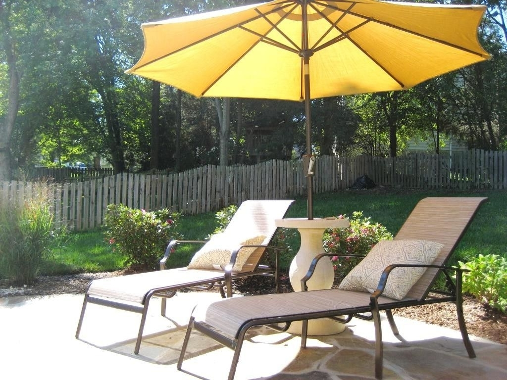 Big Lots Patio Umbrellas Intended For Newest Big Lots Patio Furniture Cushions (View 7 of 20)