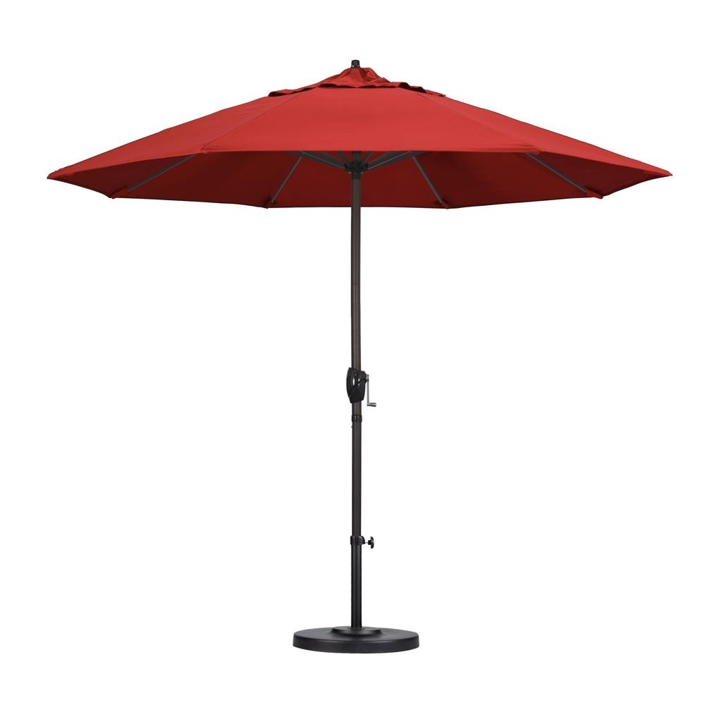 California Umbrella 9 Ft (View 3 of 20)