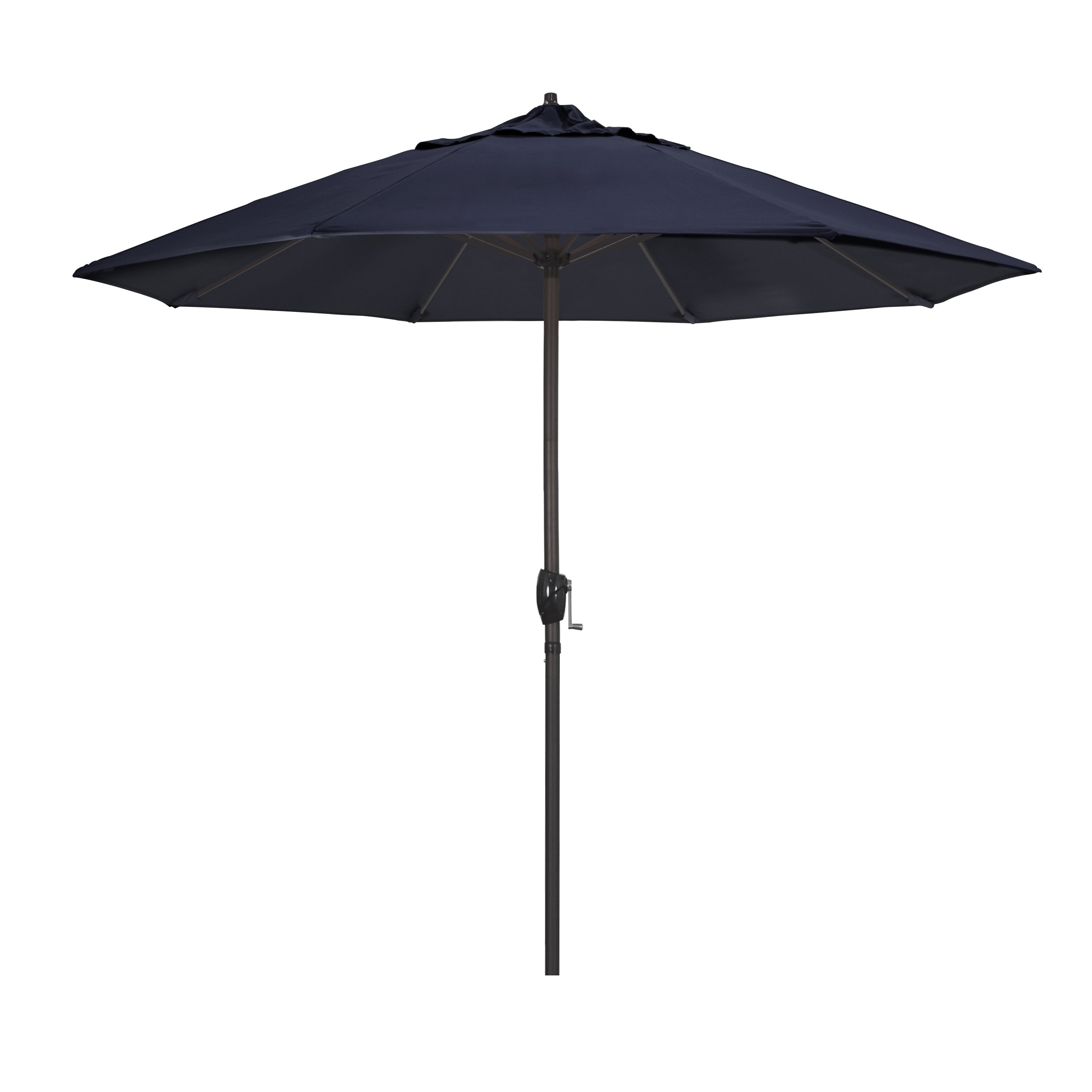 California Umbrella 9' Market Umbrella & Reviews (View 5 of 20)