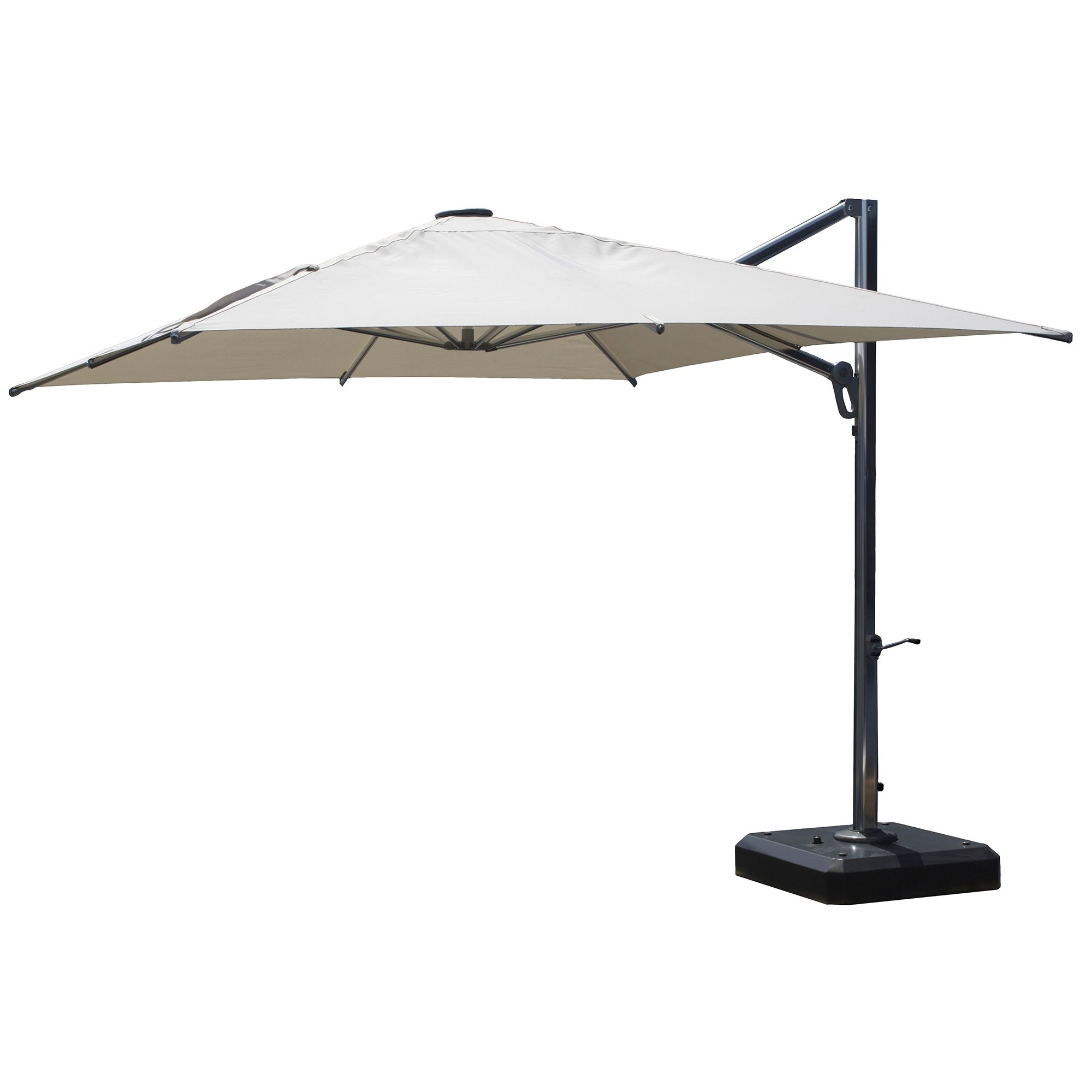 Commercial Patio Umbrellas Sunbrella For Well Liked Nassau Commercial Umbrella – Sunbrella (View 1 of 20)