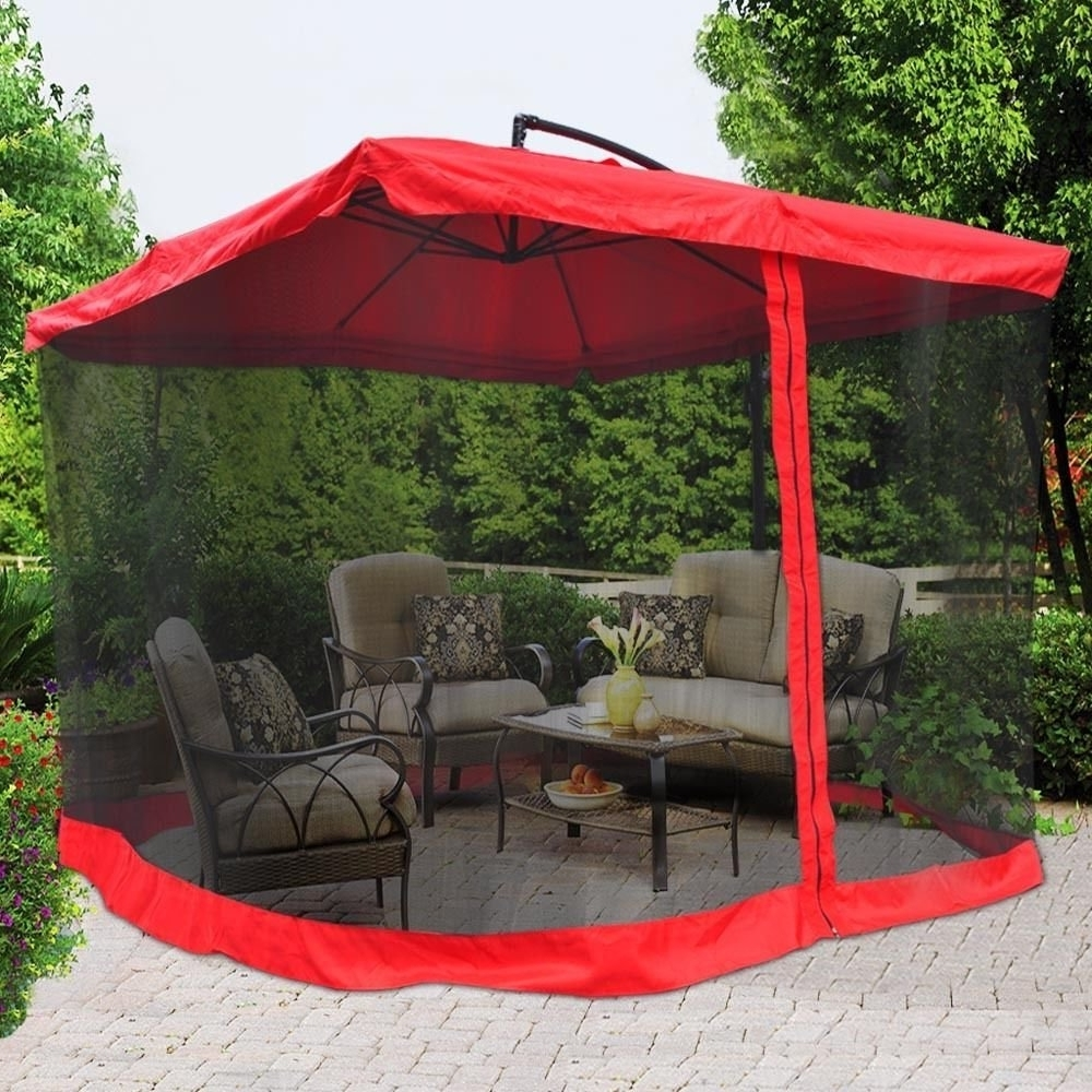 Current Hanging Offset Patio Umbrellas In Cheap Offset Umbrella Square, Find Offset Umbrella Square Deals On (View 4 of 20)