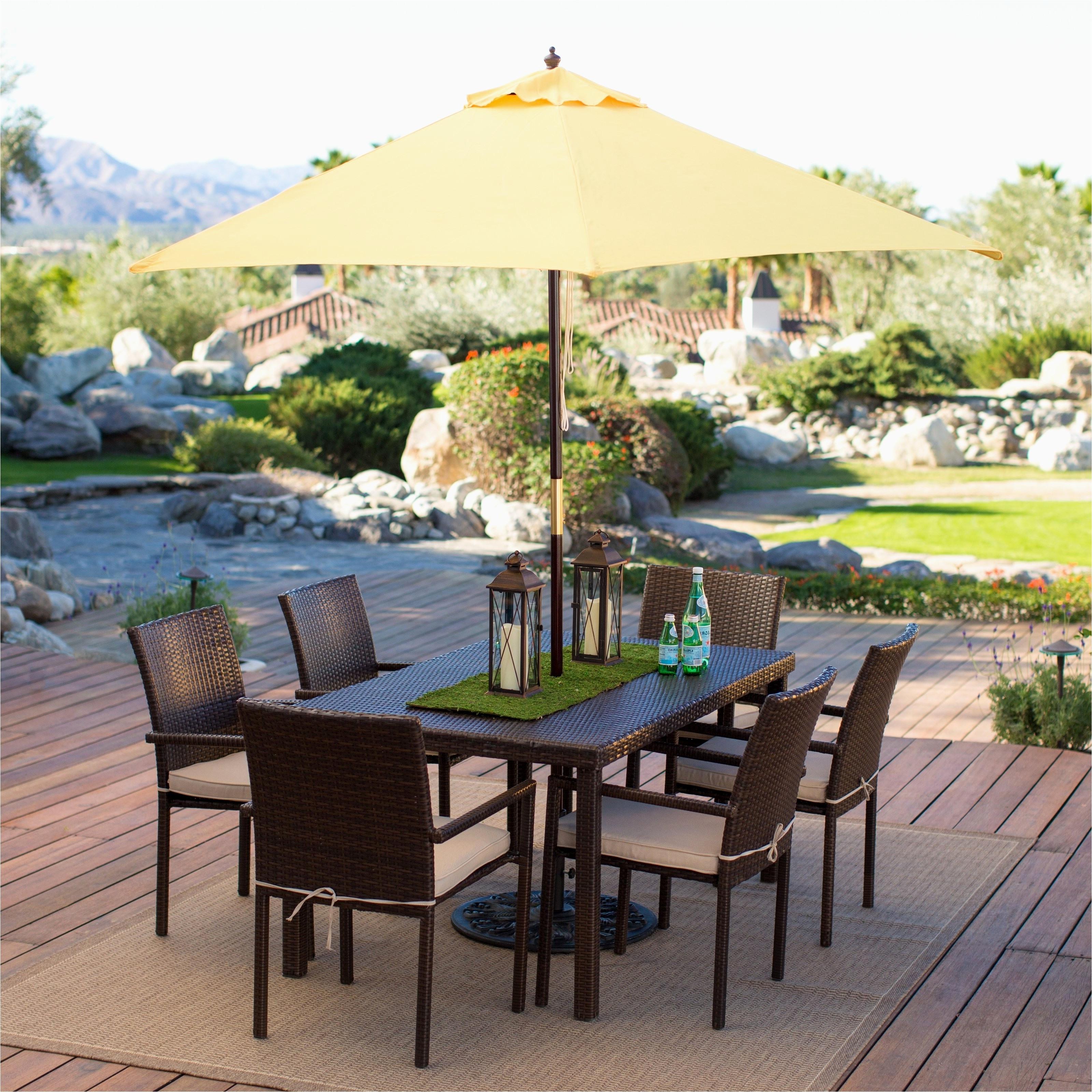 Current High End Patio Umbrellas Regarding Rectangular Patio Umbrellas Luxury Fresh At Home Umbrella Solar (View 18 of 20)