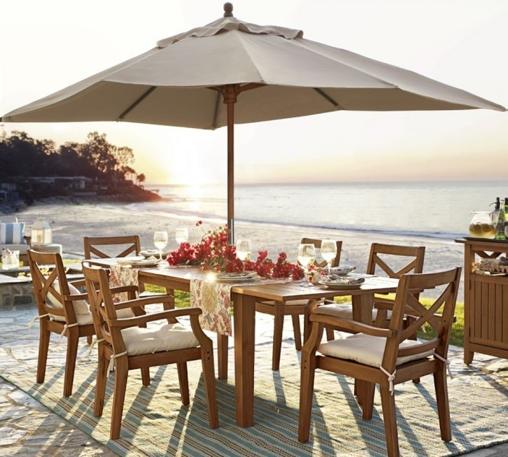 Current Patio Furniture With Umbrellas Inside Cool Ideas Outdoor Table Umbrella — Sherizampelli Landscape (View 5 of 20)