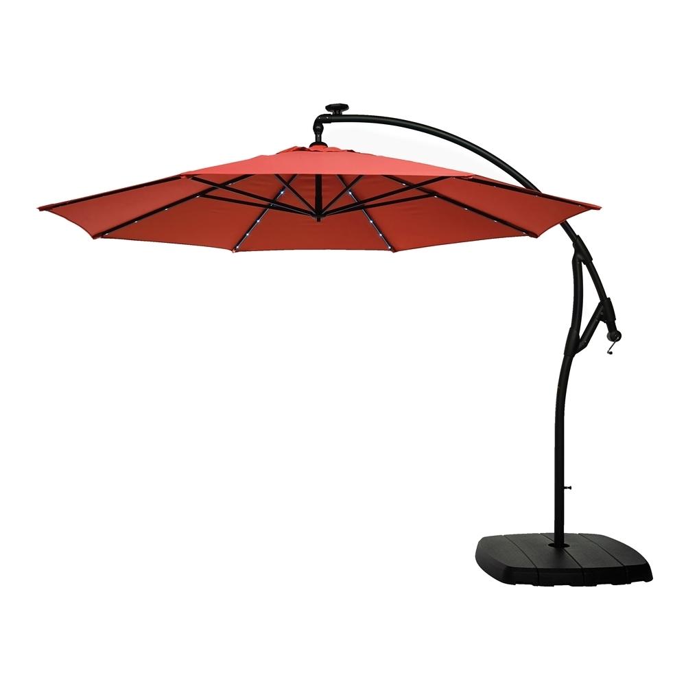 Current Patio Umbrellas (View 18 of 20)