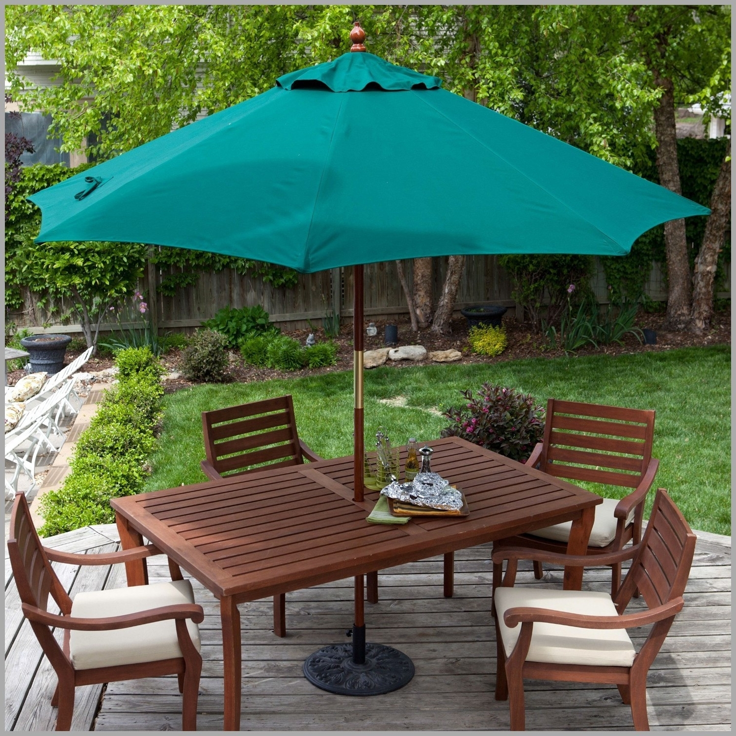 Dadisinthehouse In Wayfair Patio Umbrellas (Gallery 18 of 20)