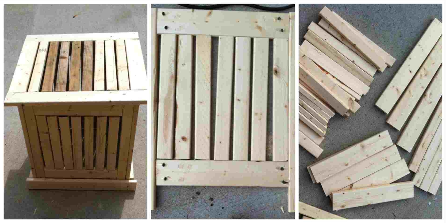 Do It Yourself Ideas Intended For Patio Umbrella Stand Side Tables (View 7 of 20)