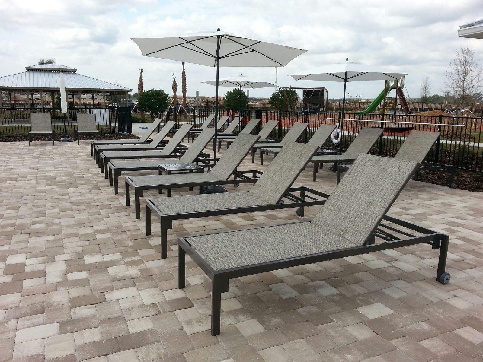 Eclipse Patio Umbrellas Intended For Most Popular Subrite Outdoor Furniture – Enhancing Your Outdoor Experience (View 6 of 20)