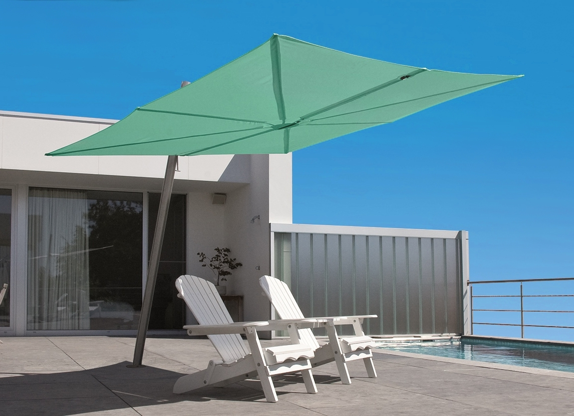 Exotic Patio Umbrellas With Best And Newest Yellow Large Patio Umbrellas — Wilson Home Ideas : Stylish Large (Gallery 12 of 20)