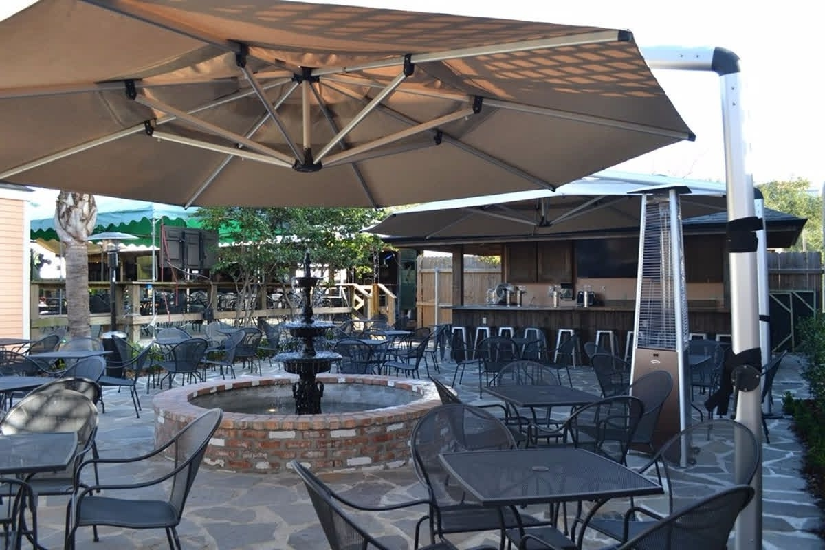 Famous Commercial Patio Umbrellas Regarding Run A Restaurant Somewhere Sunny? Your Outdoor Patrons Will Thank (View 12 of 20)
