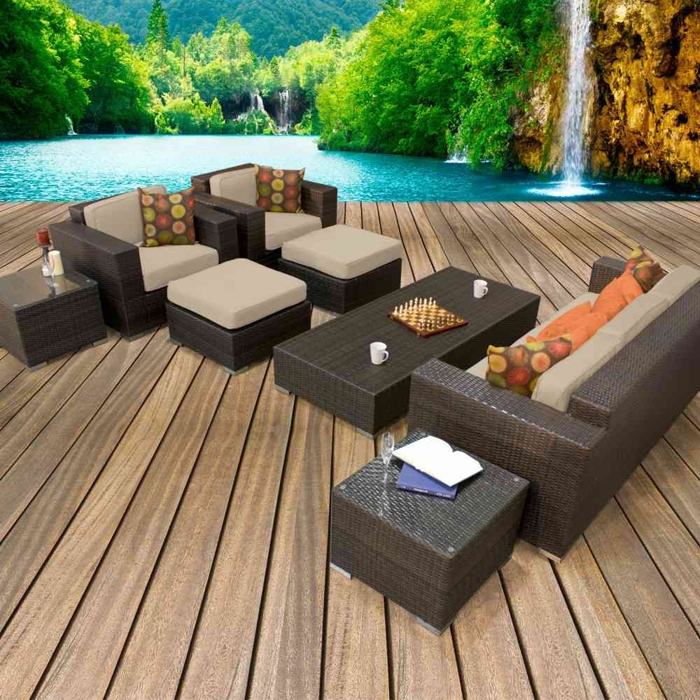 Fashionable Upscale Patio Umbrellas Inside Creative Of Outside Patio Furniture Summer Outdoor Furniture Image (View 5 of 20)
