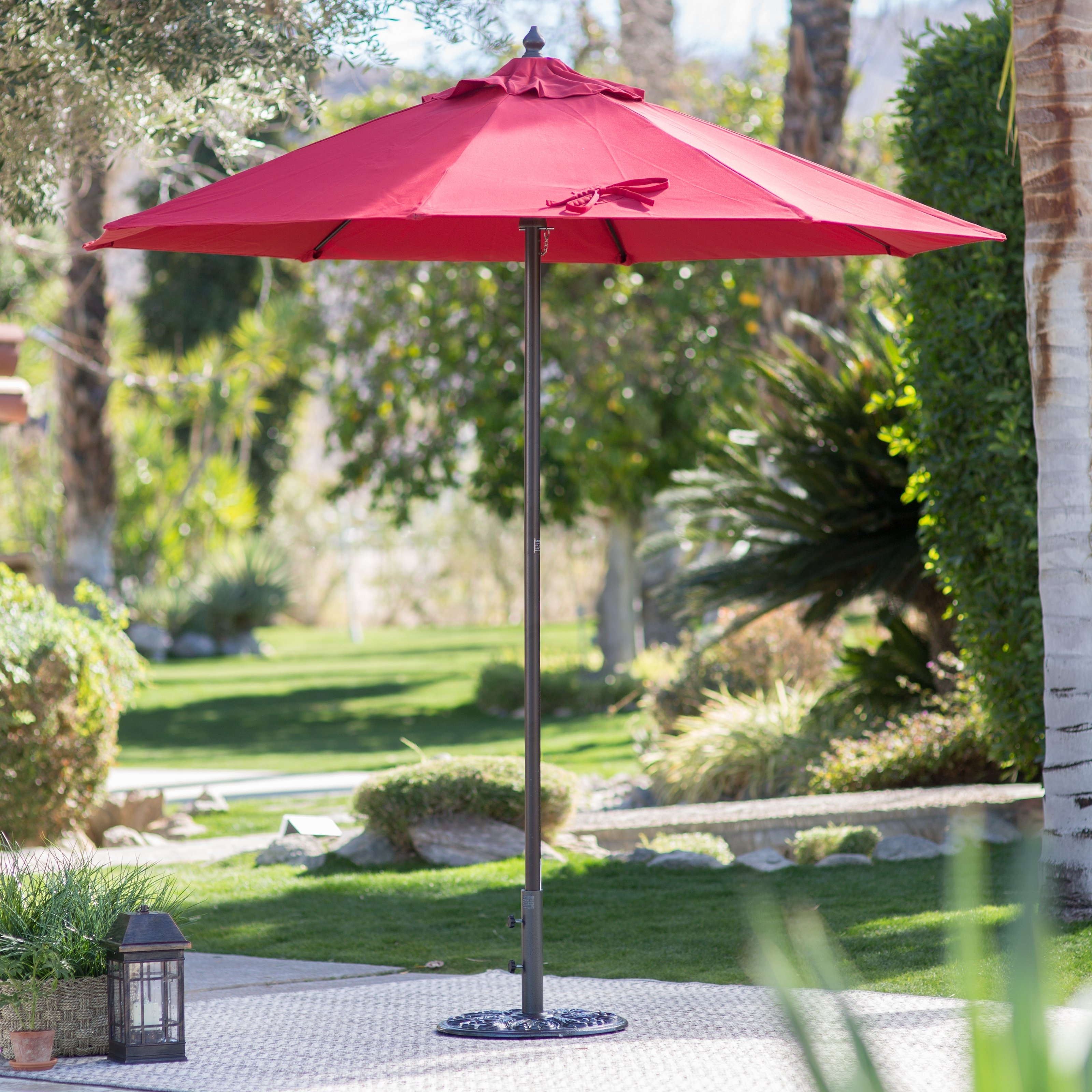Favorite European Patio Umbrellas In Coral Coast 75 Lb (View 7 of 20)