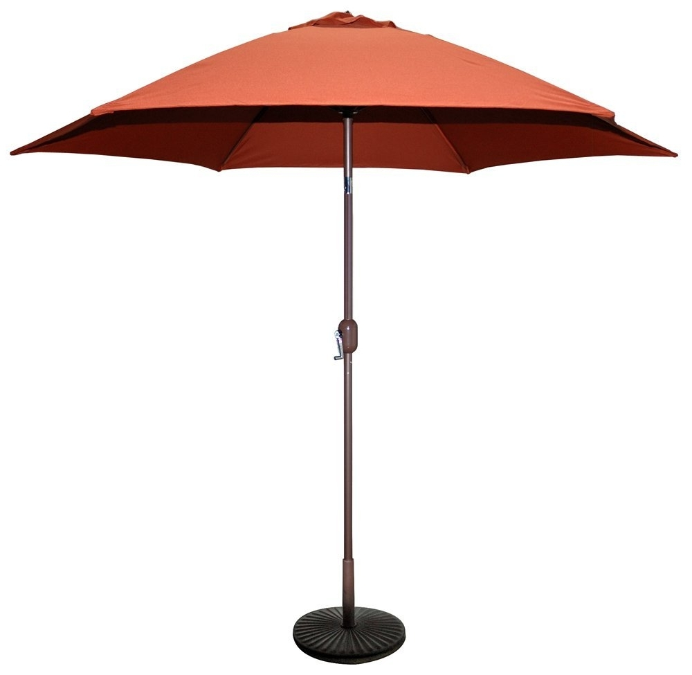 Favorite The Top 7 Best Patio Umbrellas In 2018 – Reviews And Comparison Pertaining To Exotic Patio Umbrellas (View 12 of 20)