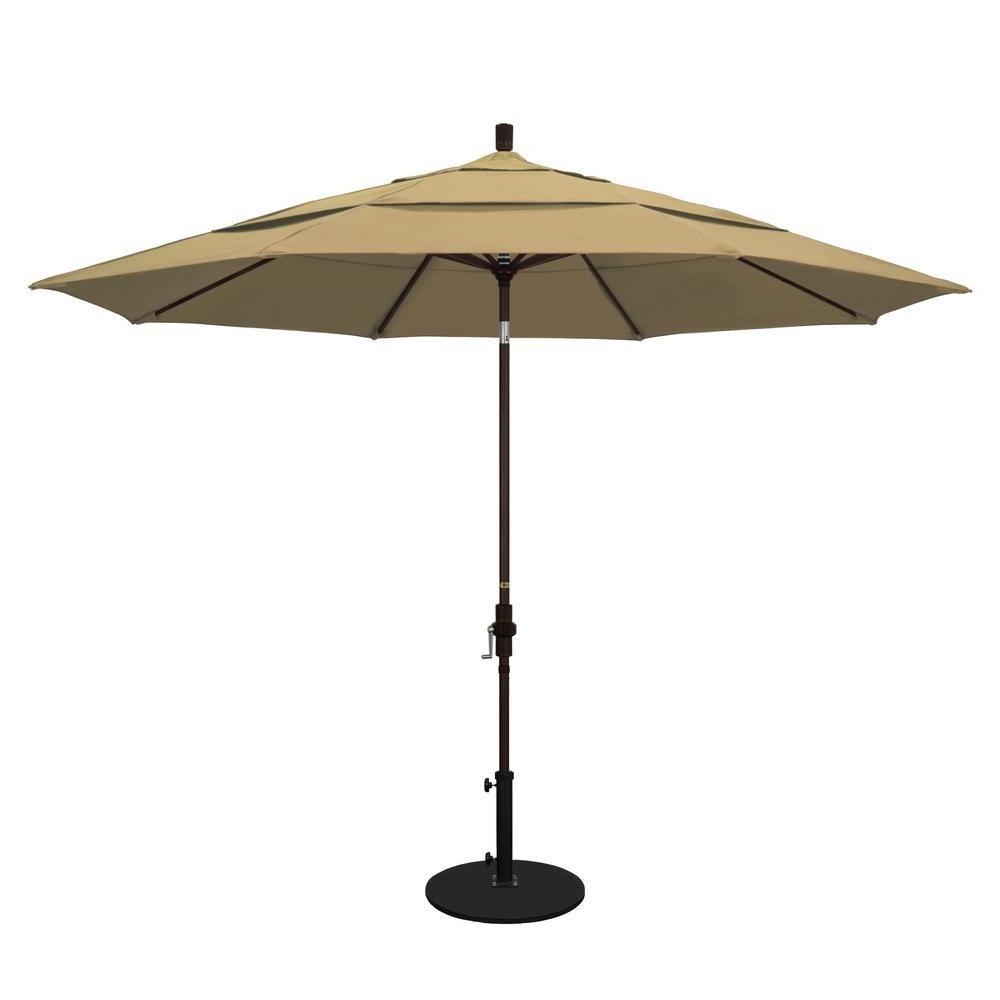 Favorite Vented Patio Umbrellas Pertaining To ▻11 Ft (View 6 of 20)