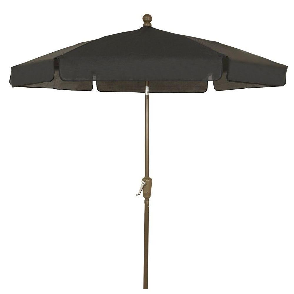 Featured Photo of Black Patio Umbrellas