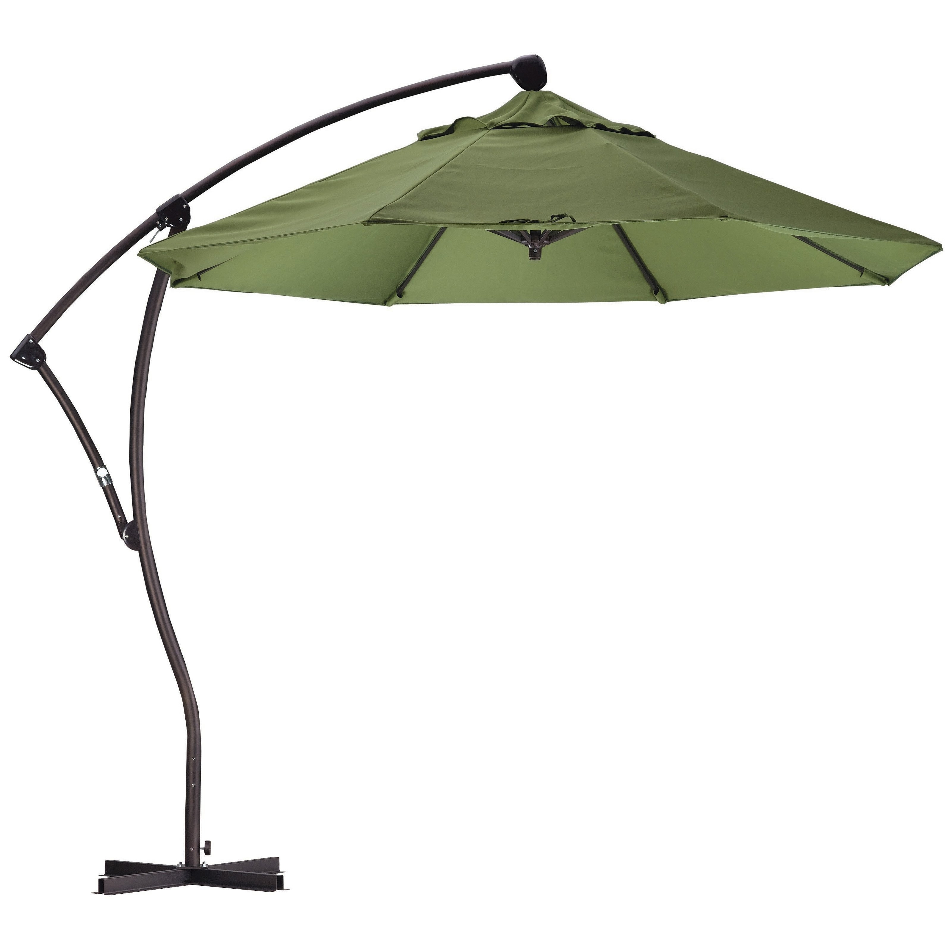 Free Standing Patio Umbrellas With Regard To Most Popular Cute Offset Patio Umbrella Canvas Aluminum Mezzo Mg Offset Patio (View 8 of 20)
