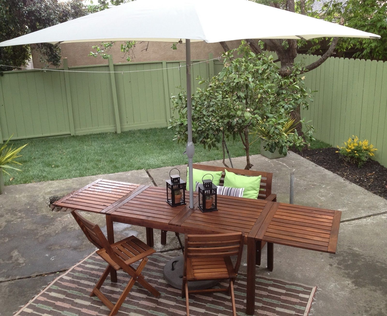 Fresco Of Ikea Patio Umbrella Recommendation (View 4 of 20)
