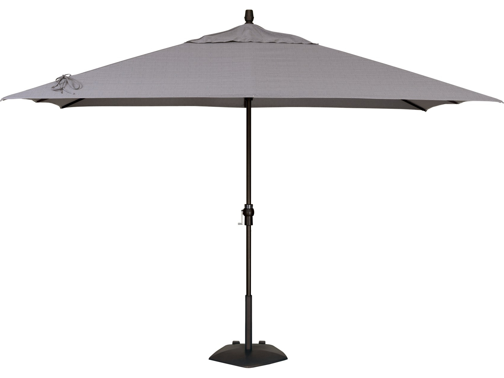 Garden Treasures Patio Umbrellas Intended For Most Recent Soulful Literary Patio Table Plus Chairseca S Concept Offset And (View 9 of 20)