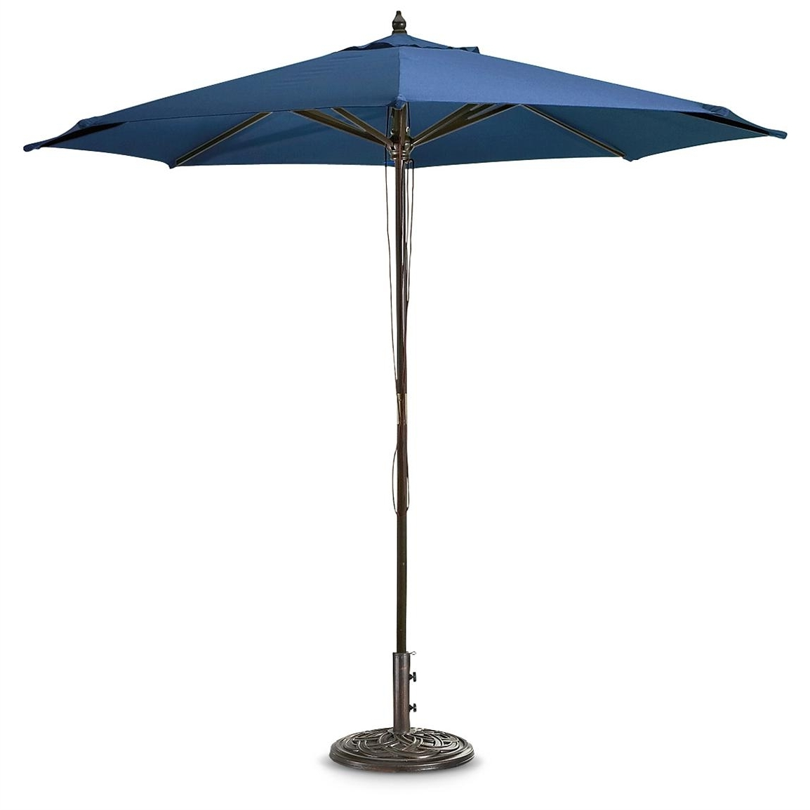 Grey Patio Umbrellas Within Newest Castlecreek 9' Market Patio Umbrella – 234561, Patio Umbrellas At (Gallery 8 of 20)