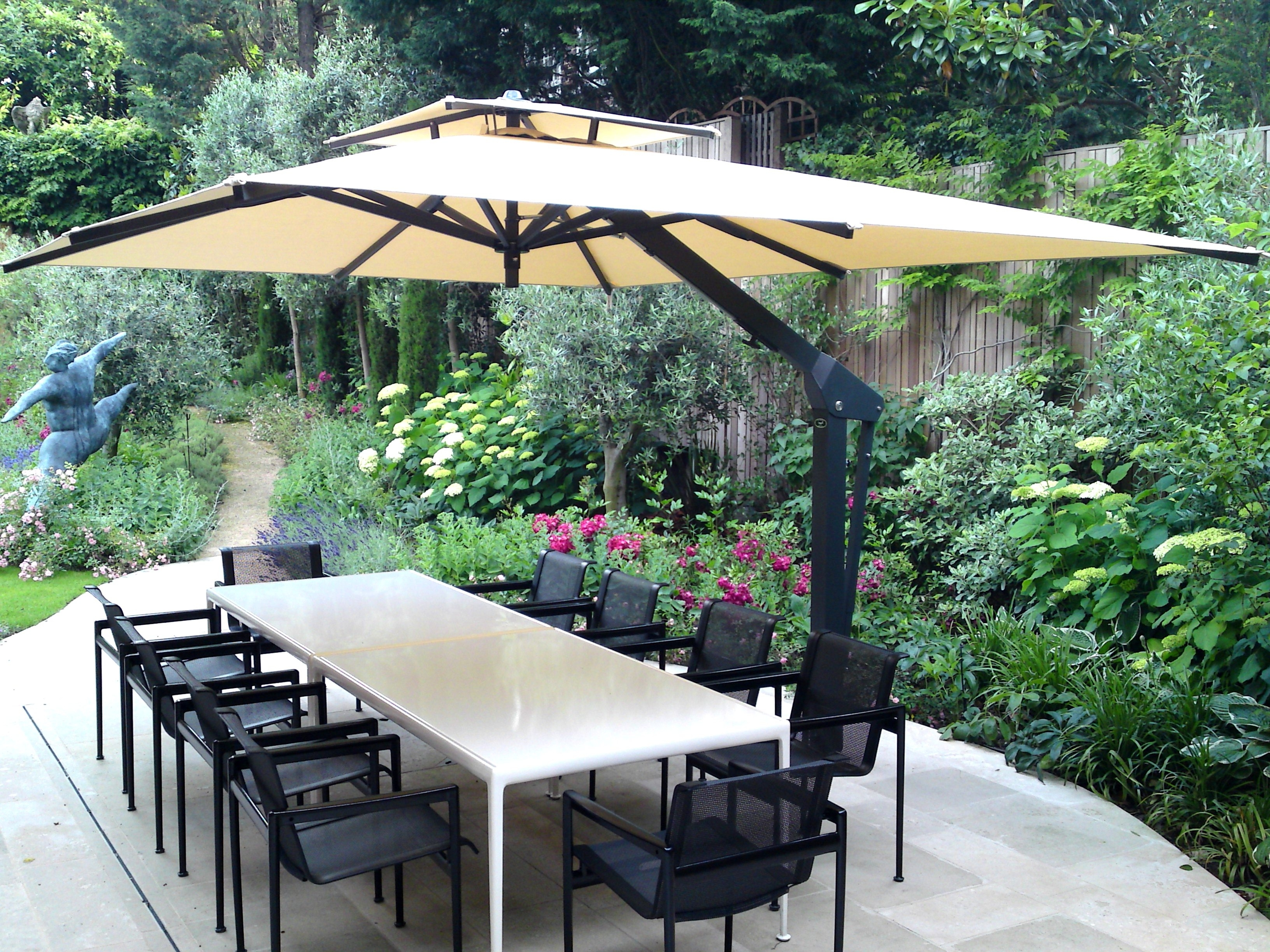 Heavy Duty Patio Umbrellas Throughout Best And Newest Patio Umbrella Decorating Ideas Beautiful Coolest Heavy Duty Patio (Gallery 5 of 20)