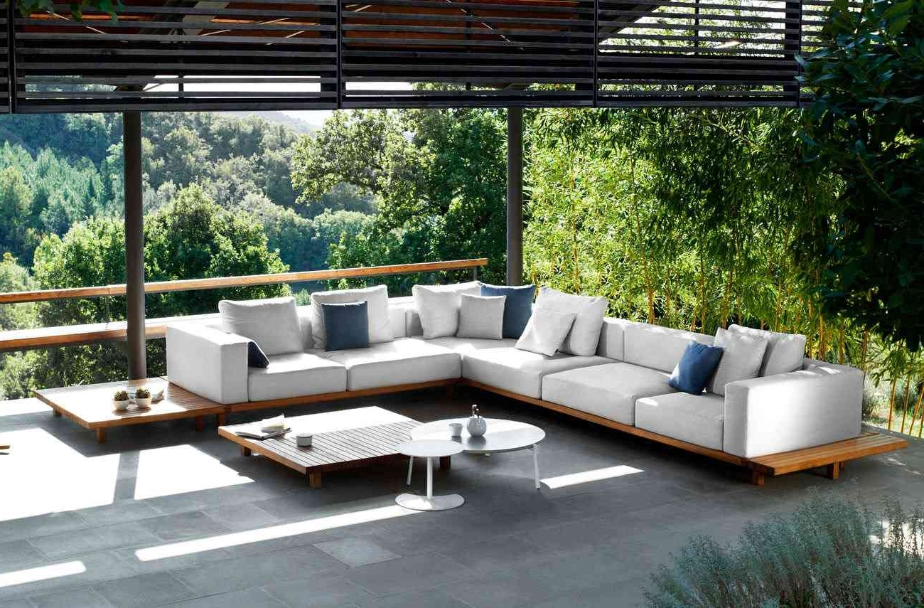 High End Patio Umbrellas Intended For Widely Used Patio: Cool Luxury Patio Furniture Best Outdoor Furniture, High End (View 12 of 20)