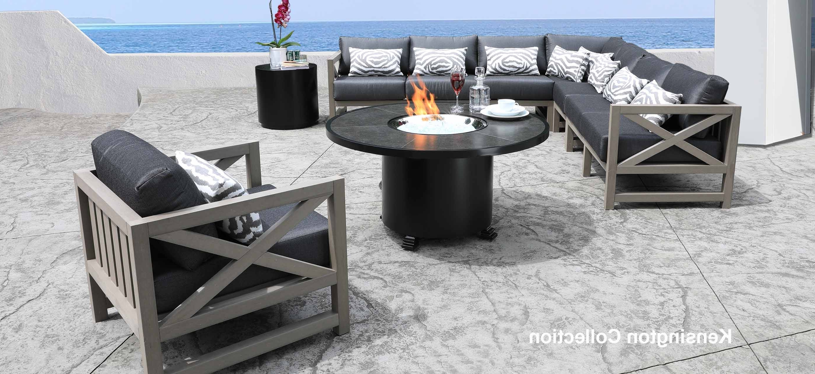 High End Patio Umbrellas Within Most Recently Released Shop Patio Furniture At Cabanacoast® (View 17 of 20)