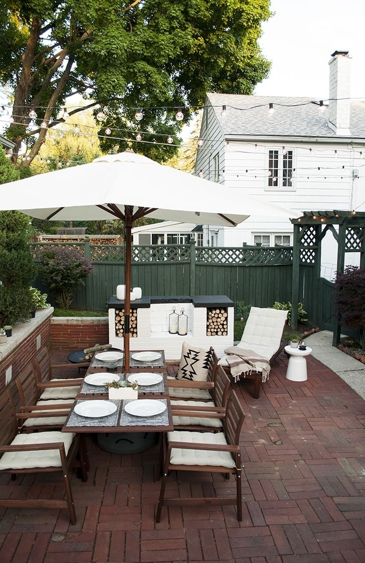 Homesfeed With Regard To Well Liked Ikea Patio Umbrellas (View 3 of 20)