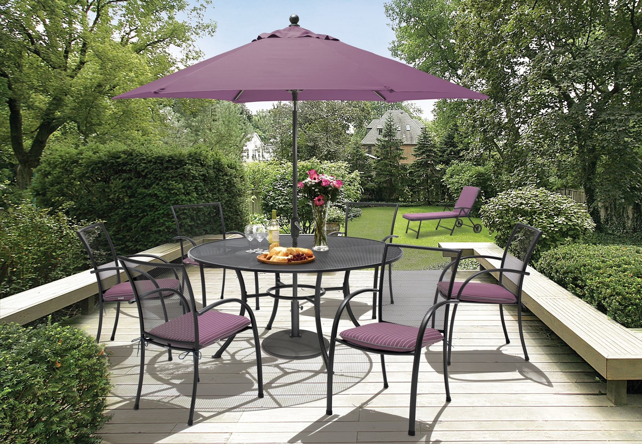 Kettler Patio Umbrellas Inside 2018 Kettler Furniture At Guaranteed Lowest Prices – Resort Contract (View 17 of 20)