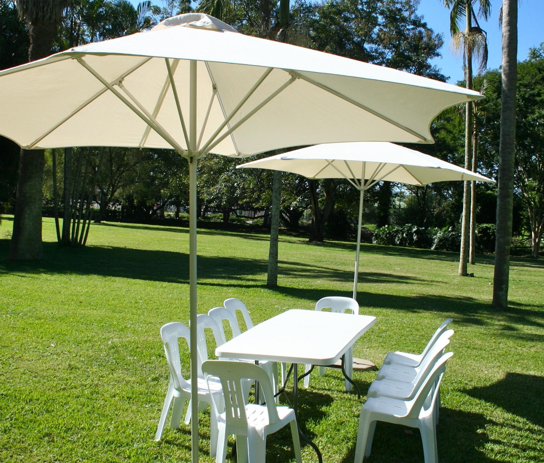 Large Patio Umbrellas Regarding Preferred Outdoor Patio Umbrella Rental Umbrella Hire (View 7 of 20)