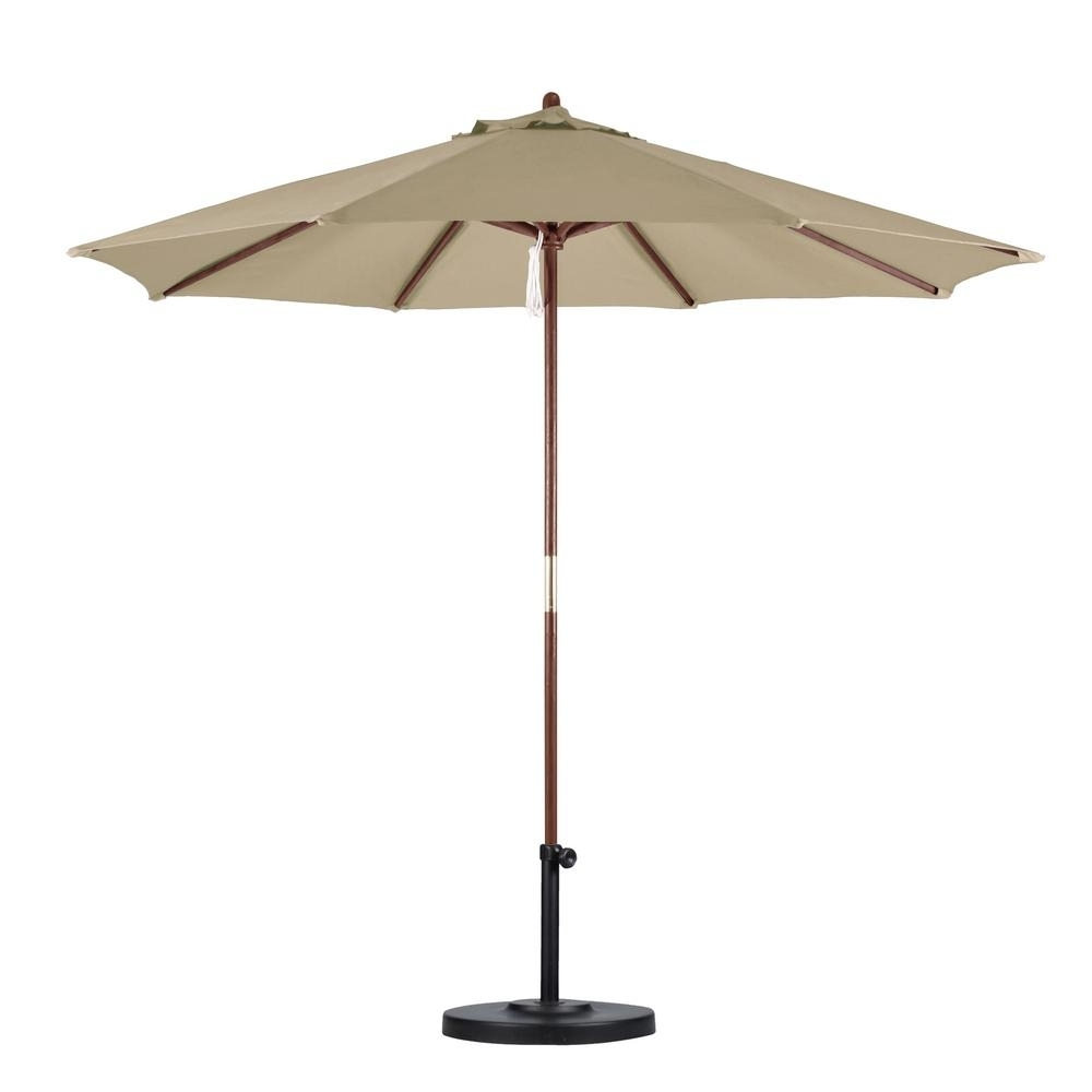 Latest California Umbrella 9 Ft (View 9 of 20)