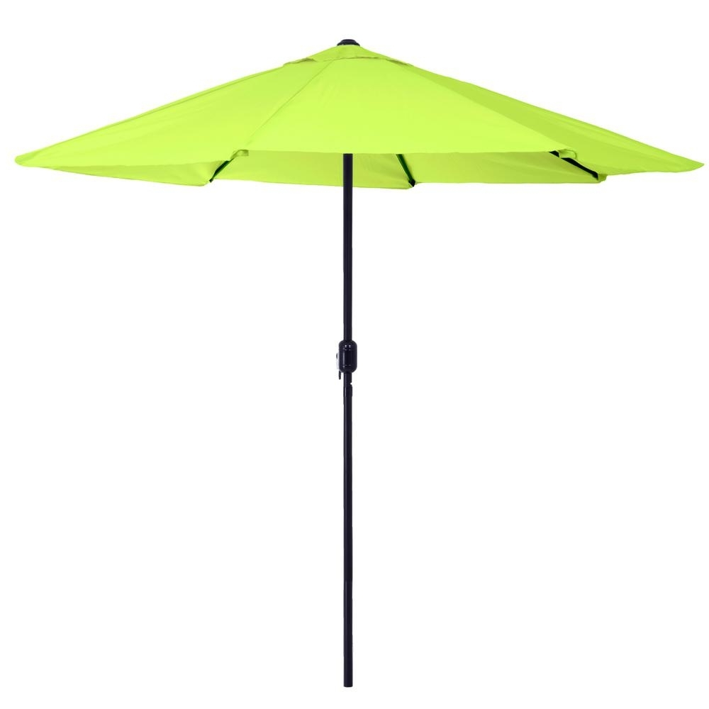 Latest Lime Green Patio Umbrella (View 9 of 20)