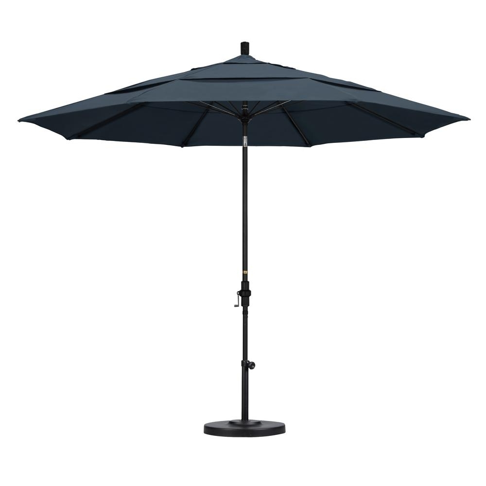 Latest Vented Patio Umbrellas In California Umbrella 11 Ft (View 5 of 20)