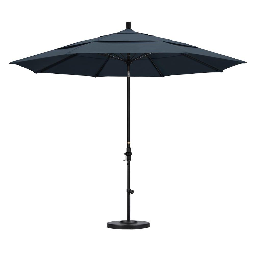 Latest Vented Patio Umbrellas In California Umbrella 11 Ft (View 7 of 20)