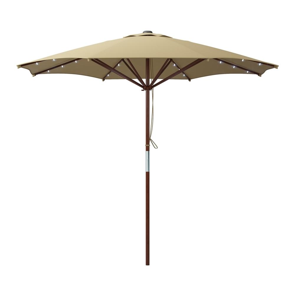 Lowe's Canada Pertaining To 2019 Red Sunbrella Patio Umbrellas (View 7 of 20)