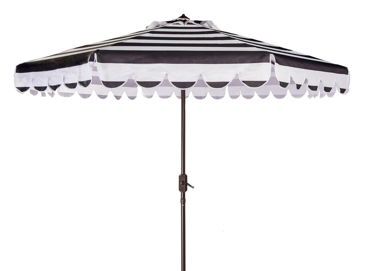 Most Current Black And White Patio Umbrellas With Umbrellas (View 4 of 20)