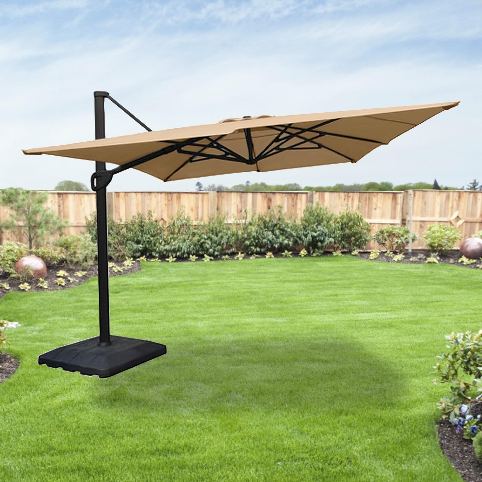 Most Current Menards Patio Umbrellas In Replacement Umbrella Canopy – Garden Winds (View 10 of 20)