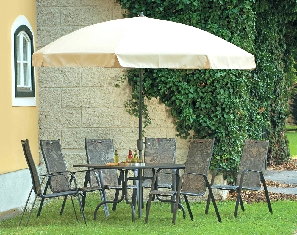 Most Current Patio Ideas ~ Asha Fringed Patio Umbrella Fringed Patio Umbrella Within Vinyl Patio Umbrellas (View 8 of 20)
