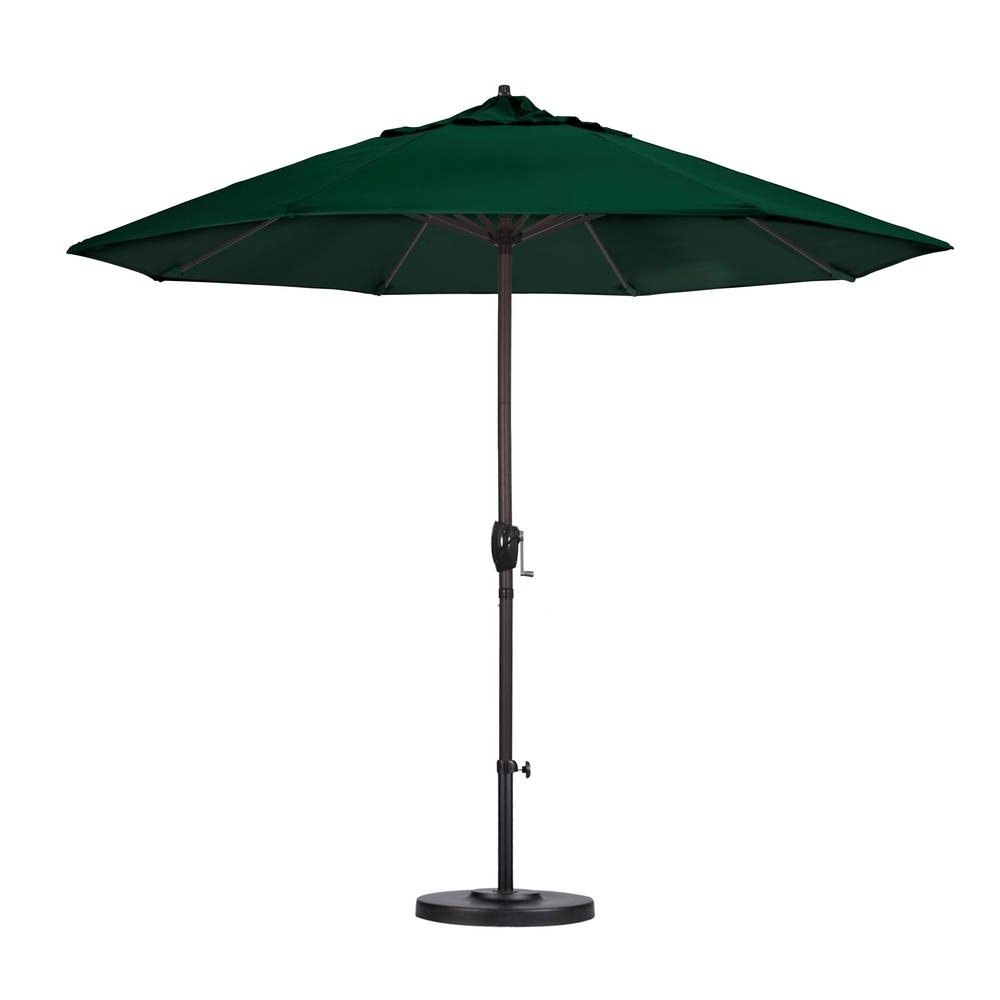 Most Popular California Umbrella 9 Ft (View 2 of 20)