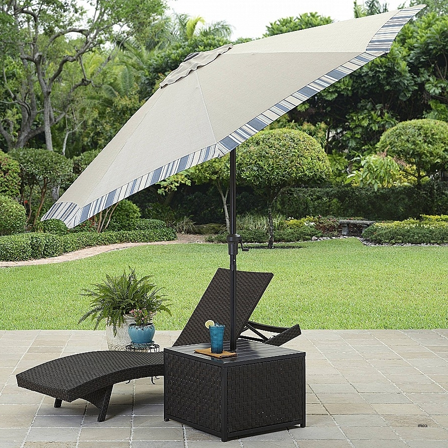 Most Popular Patio Umbrellas With Solar Led Lights Intended For Patio Post Lights (View 9 of 20)