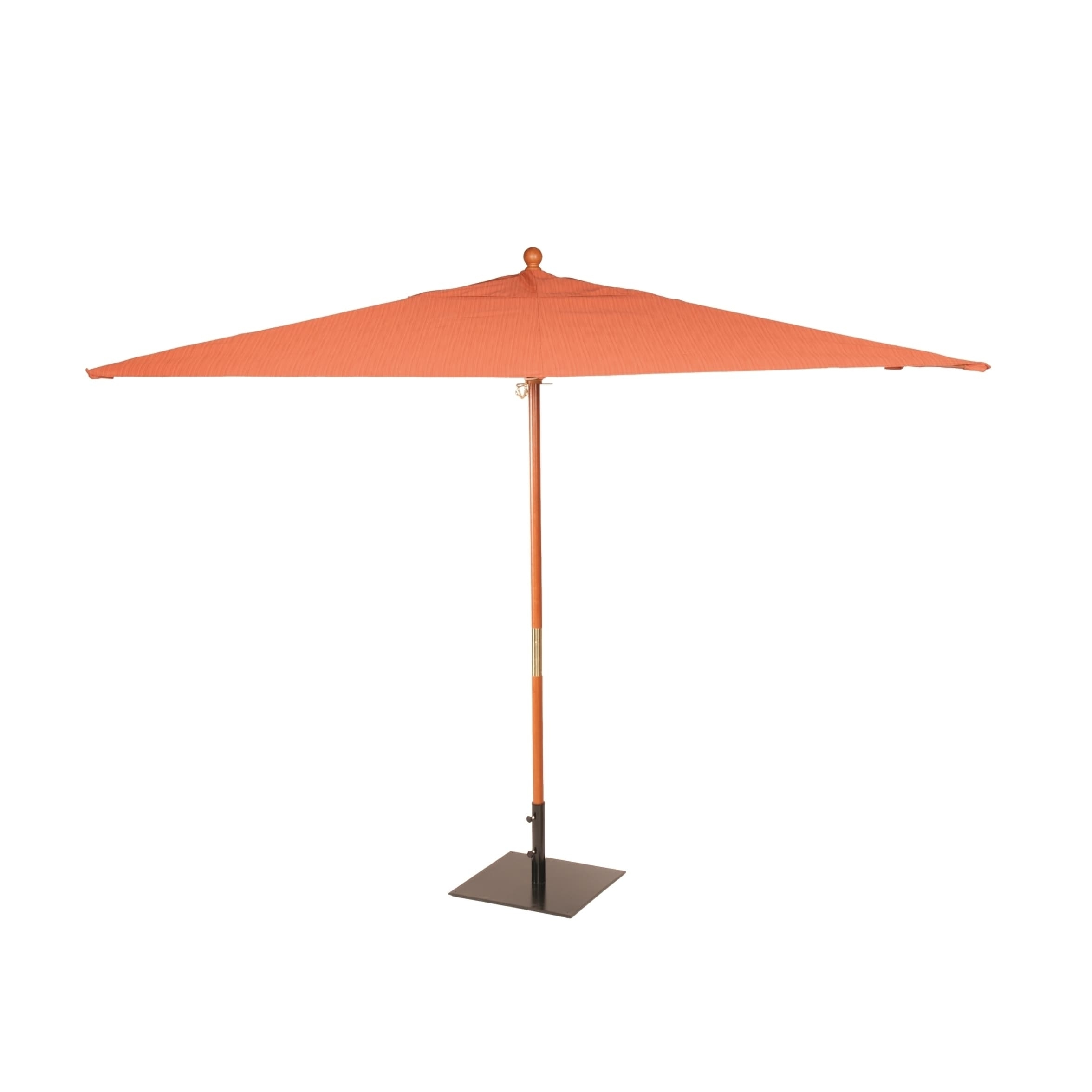 Most Popular Rectangular Sunbrella Patio Umbrellas Within Oxford Garden Ur10pp 10 Ft (View 12 of 20)