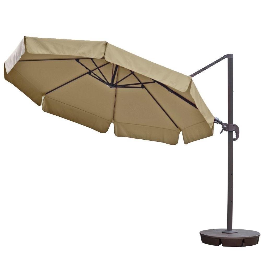 Most Recent 11 Ft. Sunbrella Patio Umbrellas Regarding Island Umbrella Freeport 11 Ft (View 15 of 20)