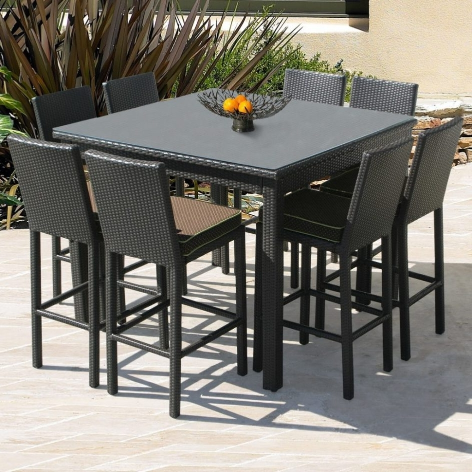 Most Recent Arresting Umbrella Hole Small Patio Table With As Wells As Patio Intended For Patio Umbrellas For Bar Height Tables (View 18 of 20)