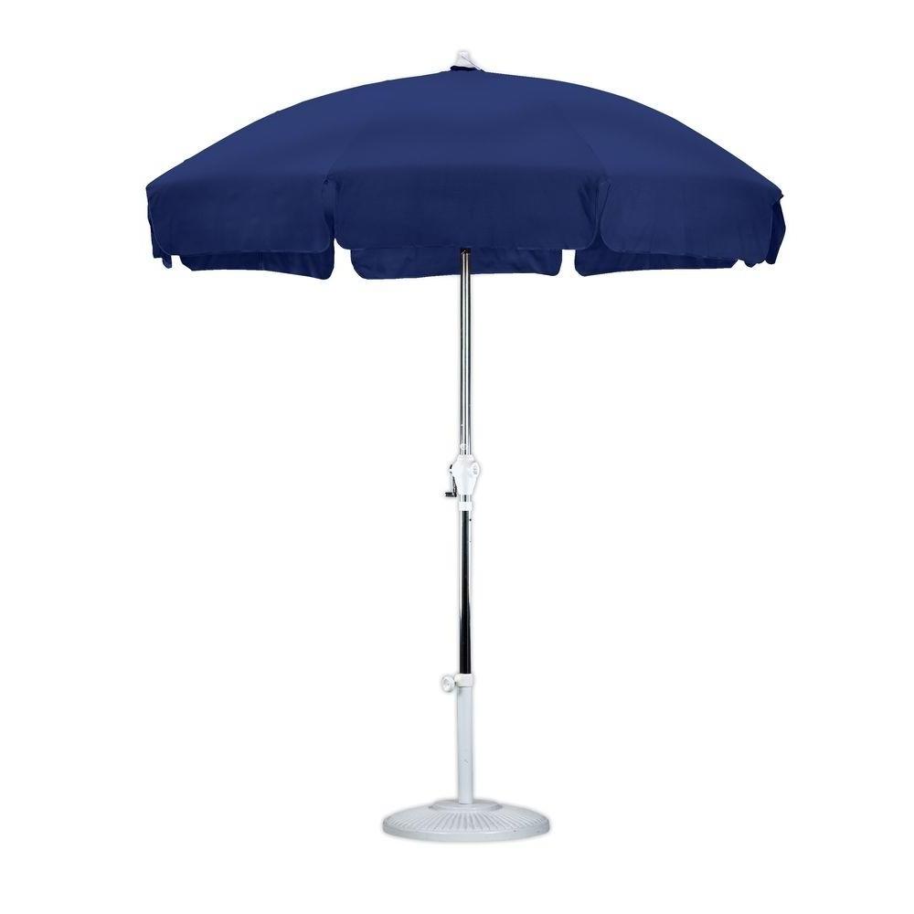 Most Recent Tilting Patio Umbrellas For California Umbrella 7 1/2 Ft (View 3 of 20)