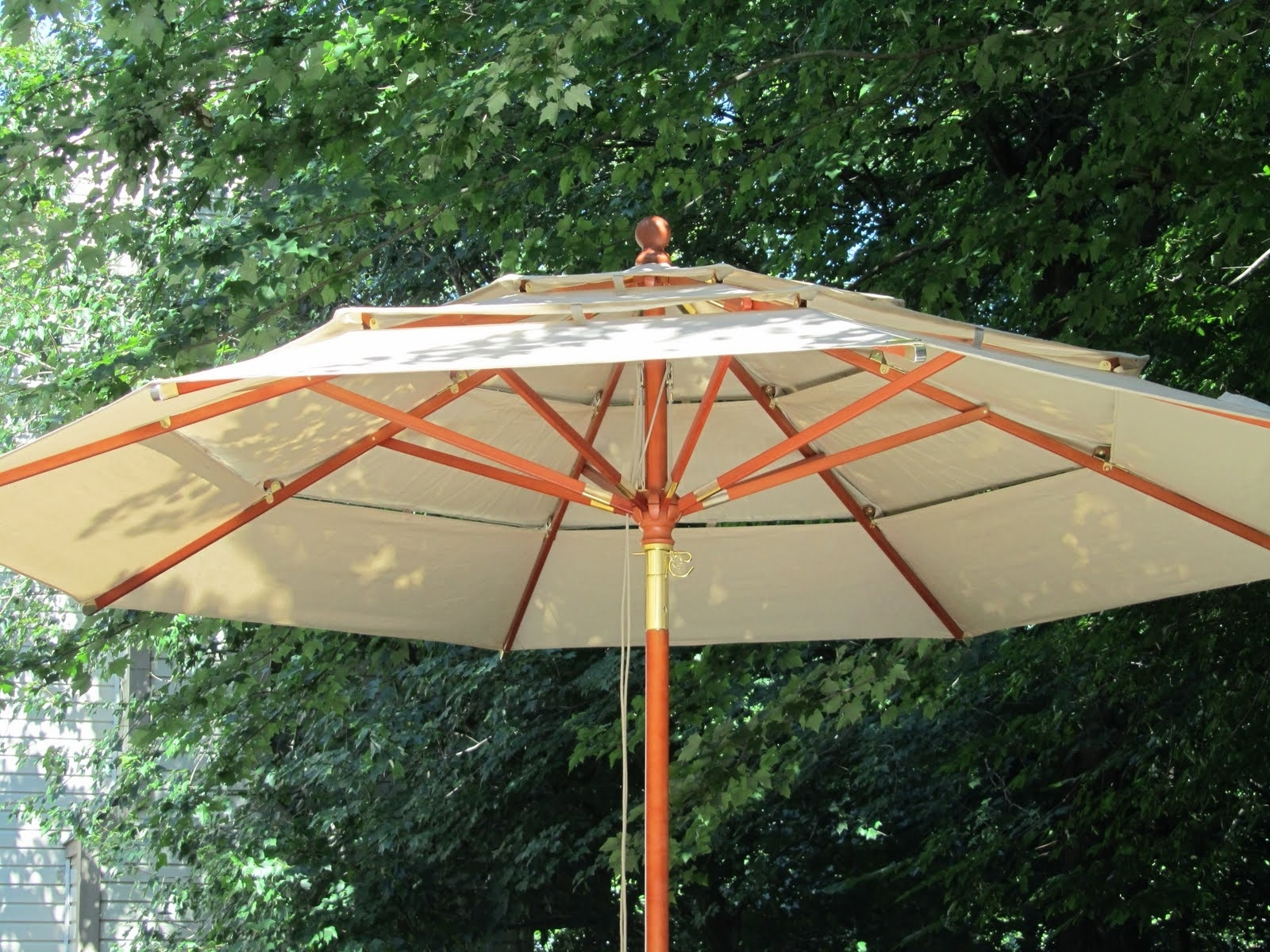 Most Recently Released 11 Ft Patio Umbrella Costco (View 14 of 20)